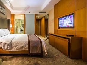 酒店套房案例