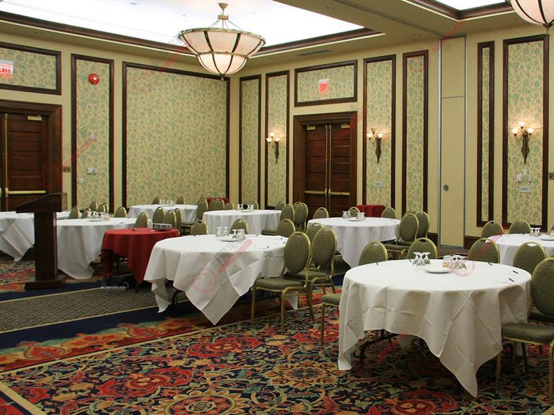 酒店餐厅案例