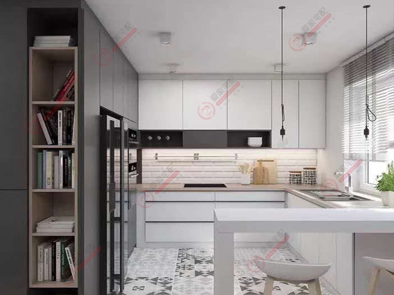 厨房橱柜定制 (2)